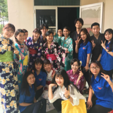 VJEP2018 (Vietnam-Japan Exchange program)活動記録報告書