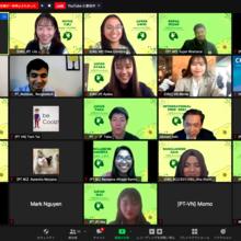 【4カ国合同国際交流プログラム】「AAEE×Environment ~UNITE ! Bangladesh, Japan, Nepal, Vietnam ~」を開催しました!